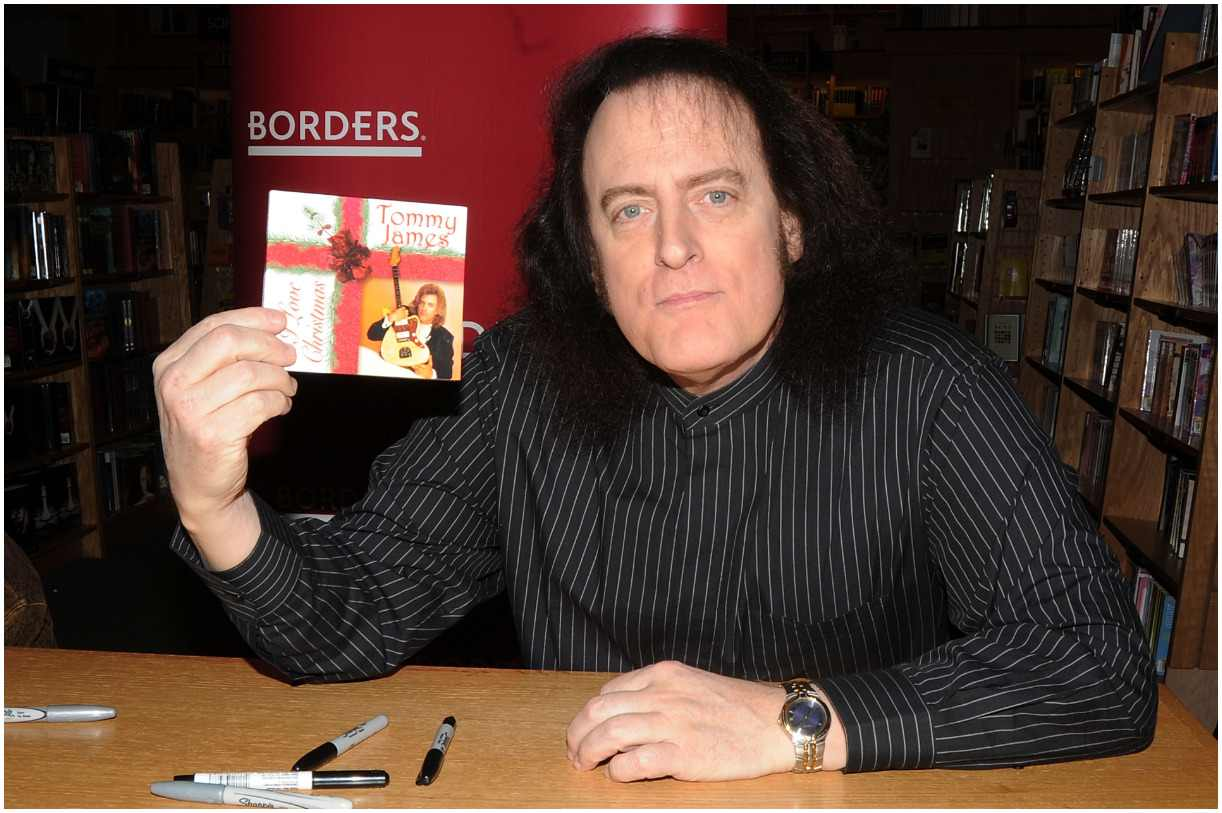 Tommy James Net Worth