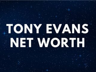 Tony Evans - Net Worth, Wife, Children, Quotes, Books, Podcast, YouTube, Movie