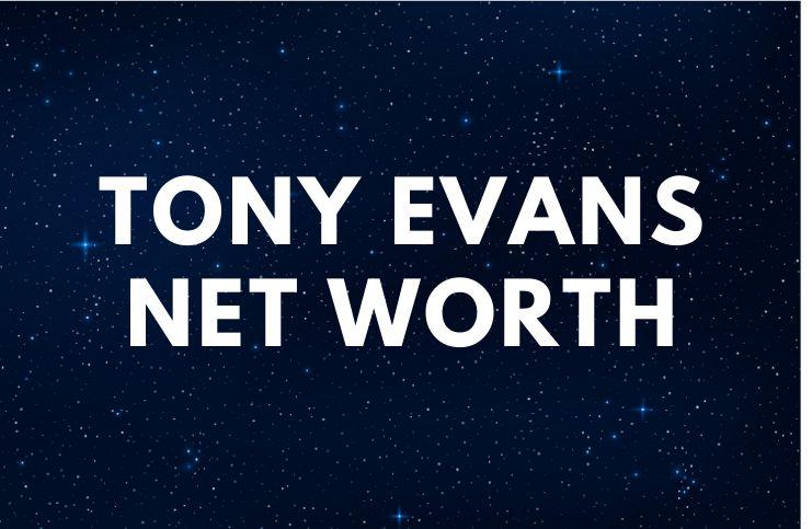 Tony Evans - Net Worth, Wife, Children, Quotes, Books, Podcast, YouTube, Movie