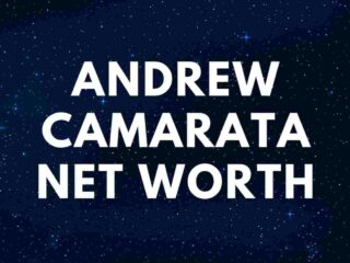 Andrew Camarata - Net Worth, Wife, Biography