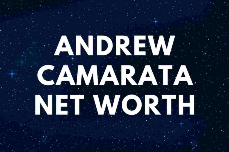 Andrew Camarata - Net Worth, Wife, Biography