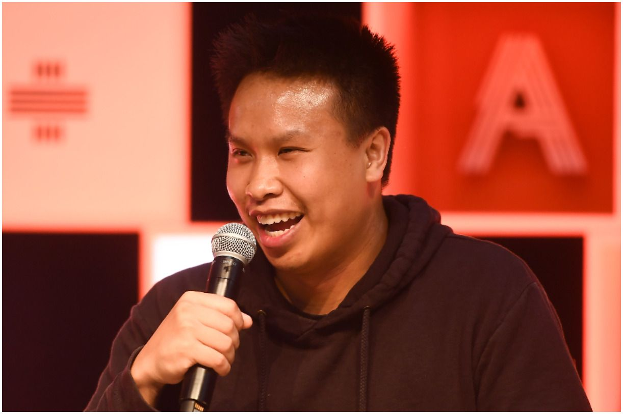 Andy Dinh—known online as Reginald