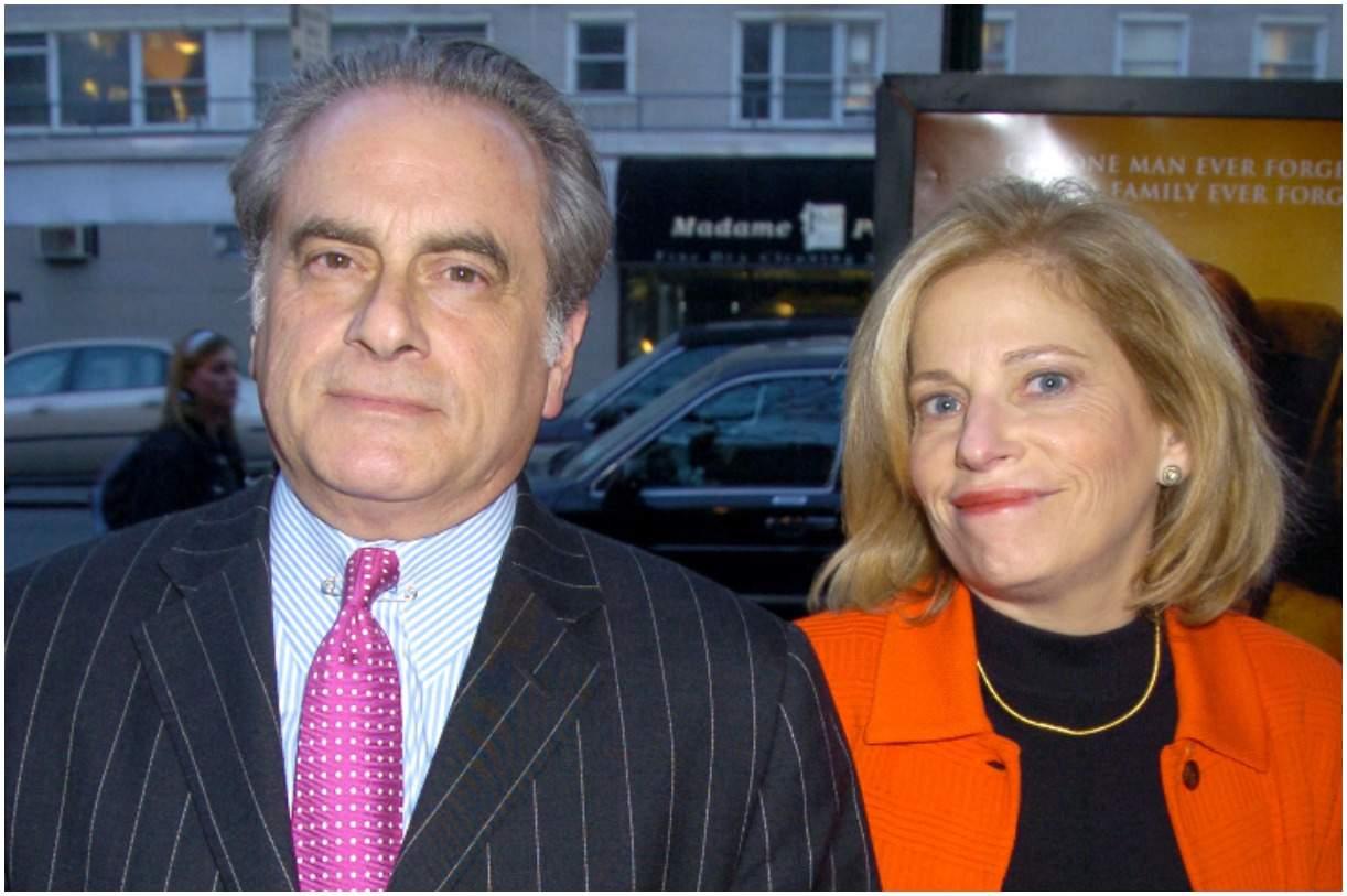 Benjamin Brafman with his wife Lynda
