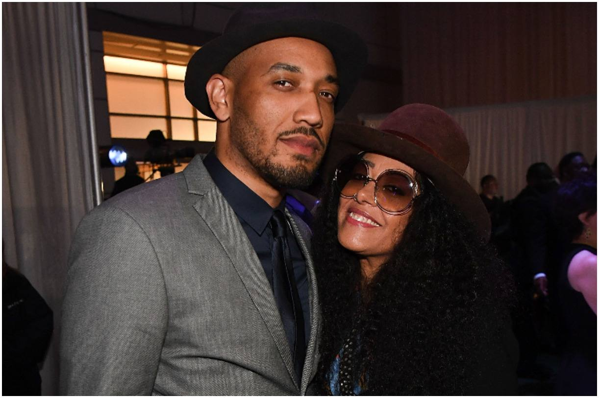 Cree Summer with her husband Angelo Pullens