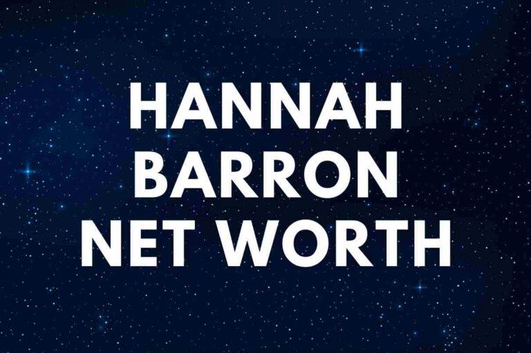 Hannah Barron - Net Worth, Wiki, Married
