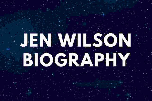 Jen Wilson Yes, Her Husband Was BatDad