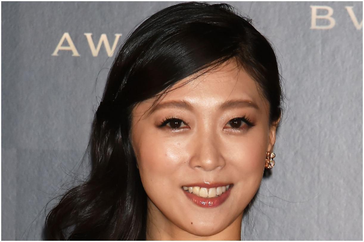 Misa Kuranaga - wife of Bobby Hundreds