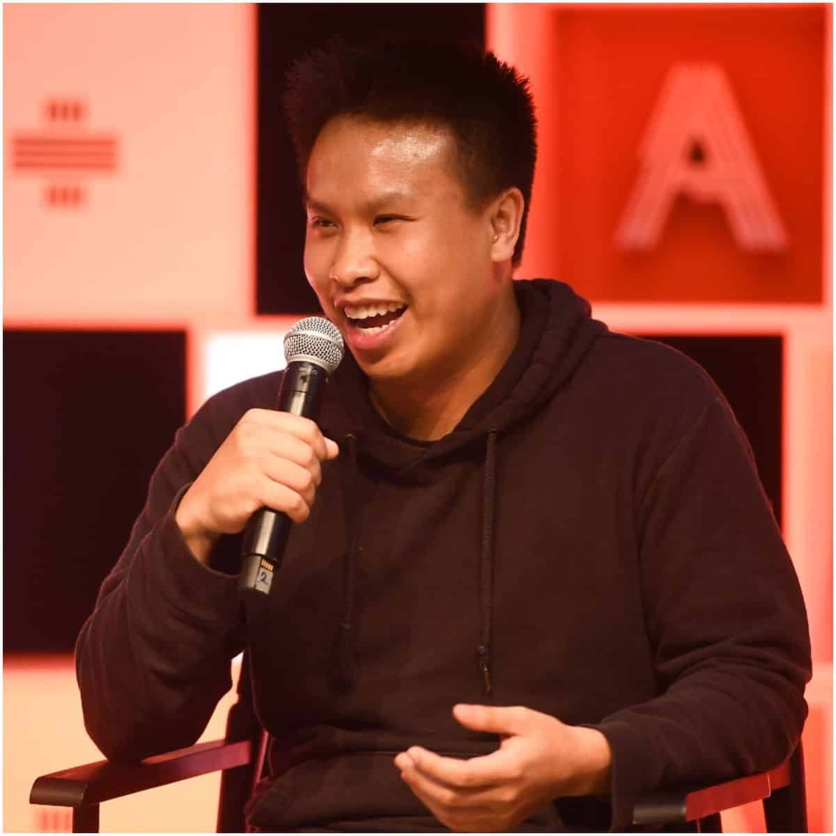what is the net worth of Andy Reginald Dinh