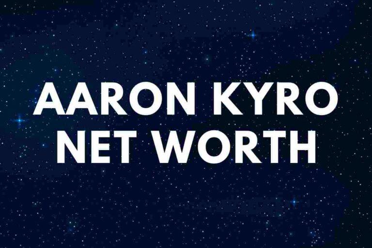 Aaron Kyro - Net Worth, Wife (Danielle), Scientology, Wiki