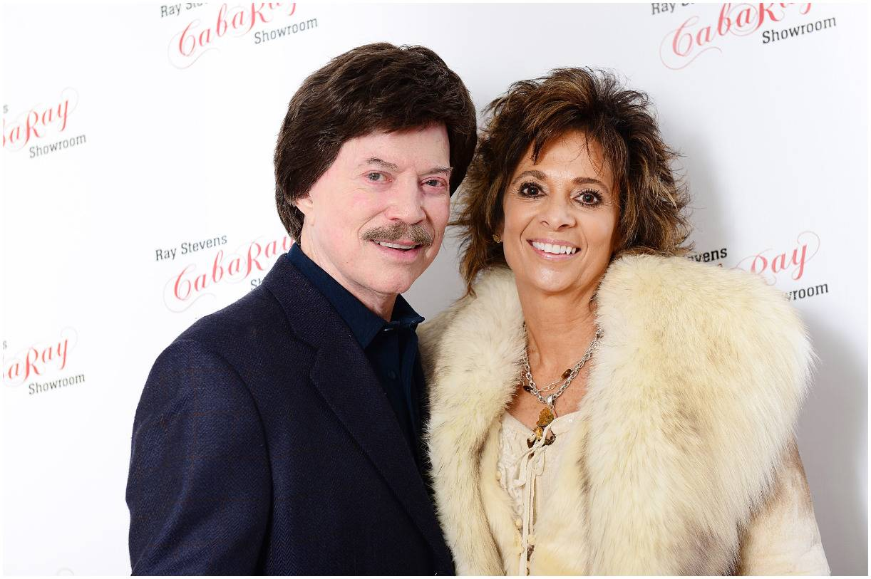 Bobby Goldsboro and his wife Dianne