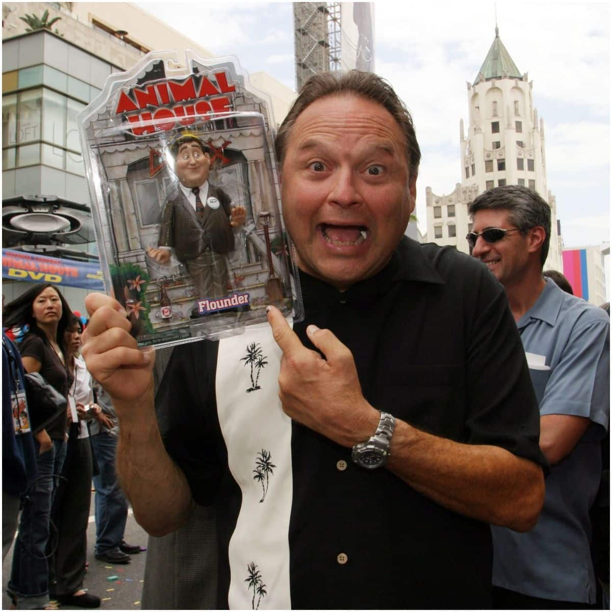 what is the net worth of Stephen Furst