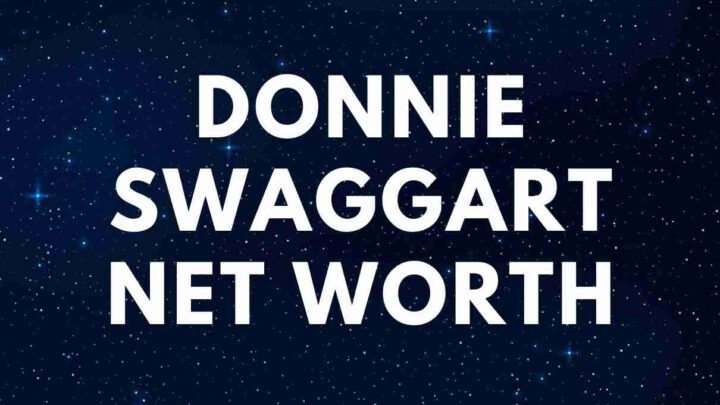 Donnie Swaggart – Net Worth, Wife (Debbie), Age, Bio