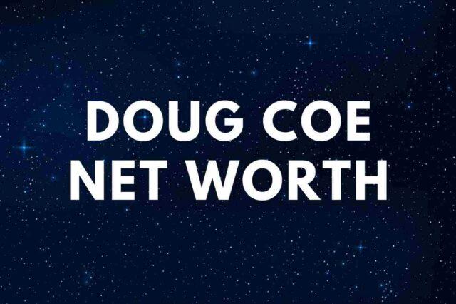 Doug Coe - Net Worth, Wife (Janice Muyskens), The Family