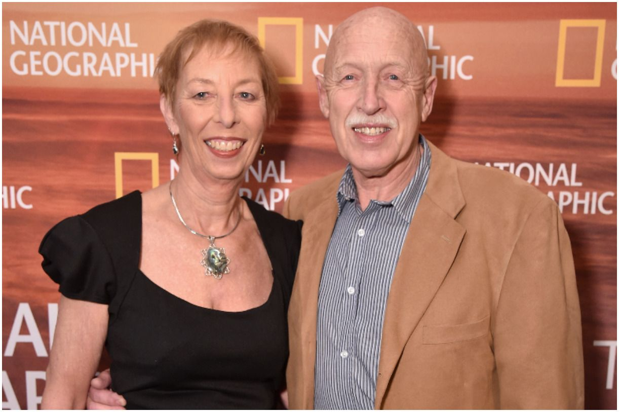 Dr. Pol and his wife Diane Pol