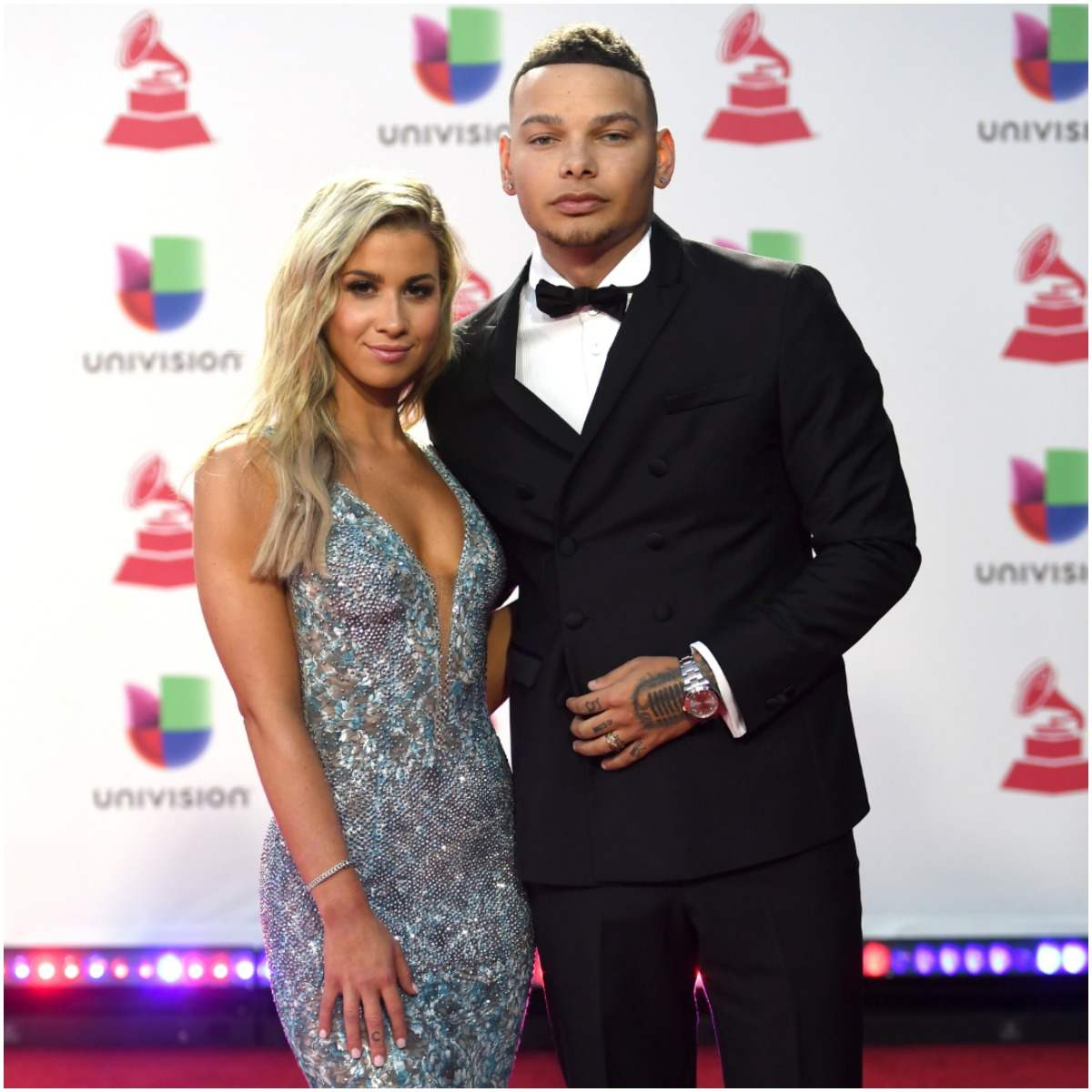 Kane Brown and his wife Katelyn Jae