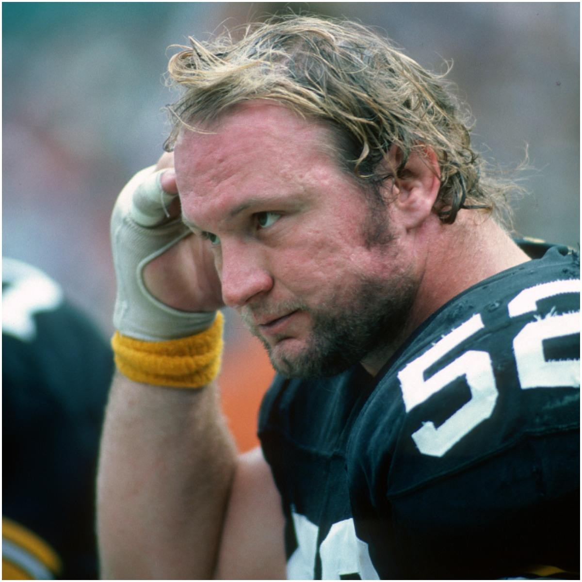 Mike Webster cause of death