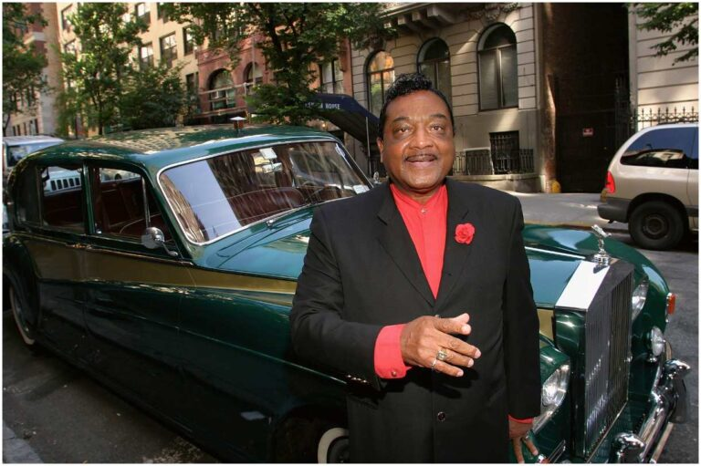 Reverend Ike – Net Worth, Wife (Eula M. Dent), Son (Xavier Eikerenkoetter), Quotes