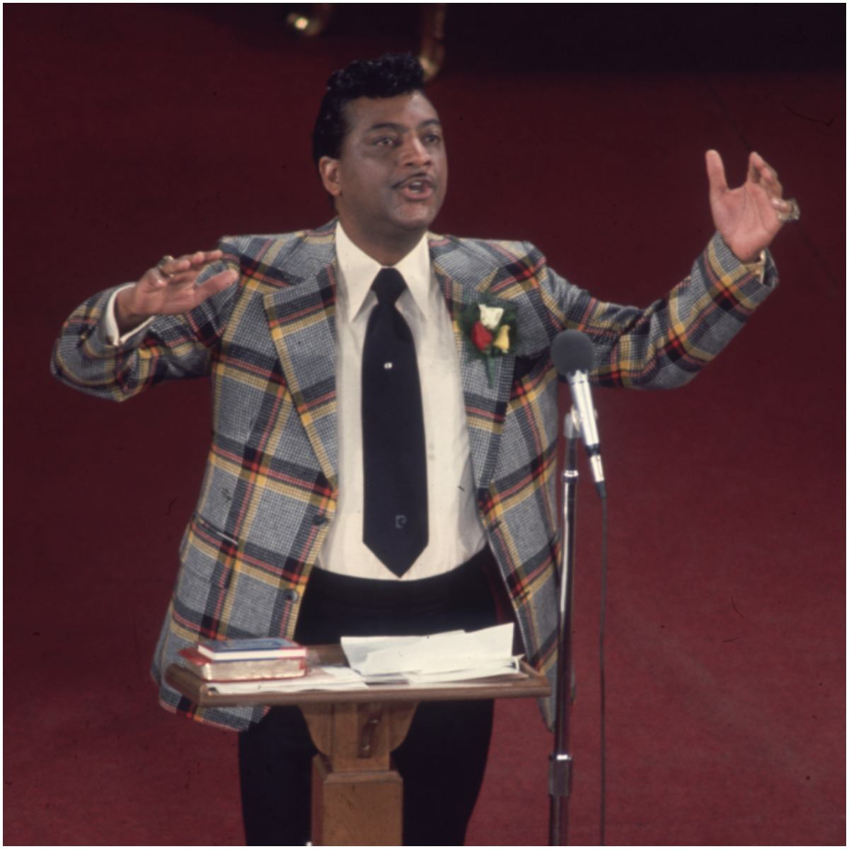 Reverend Ike Net Worth