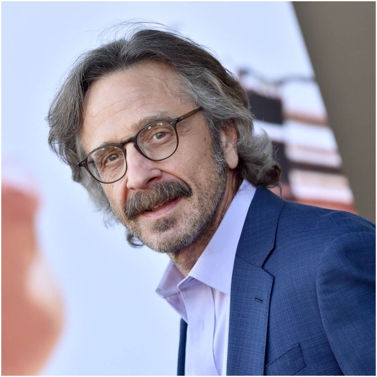 what is the net worth of Marc Maron