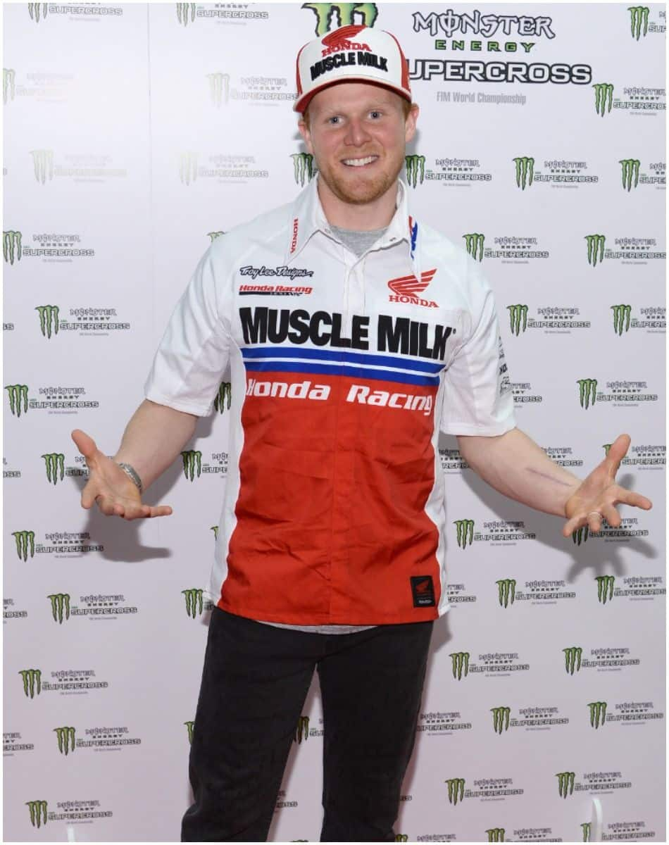 what is the net worth of Trey Canard