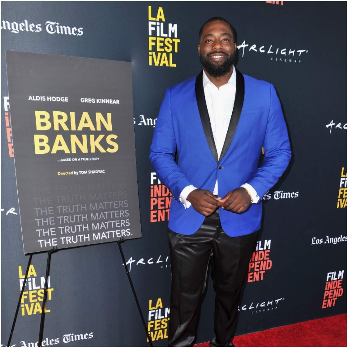 Brian Banks wife