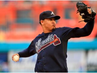 Jair Jurrjens - Net Worth, Wife (Kaylin Reque), Salary, Biography
