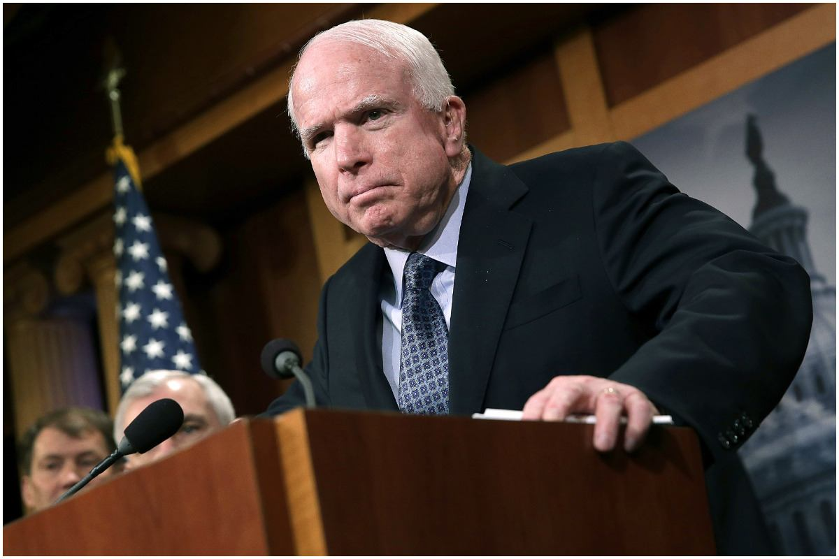 John McCain - Net Worth, Wife (Cindy Lou Hensley), Cause of Death