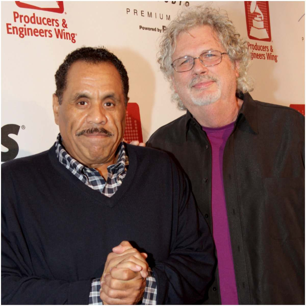 Dave Pensado with Herb Trawick