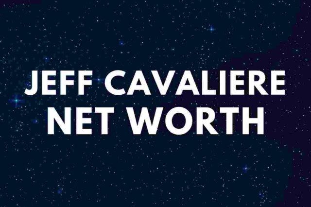 Jeff Cavaliere Net Worth 2020 Wife & Biography