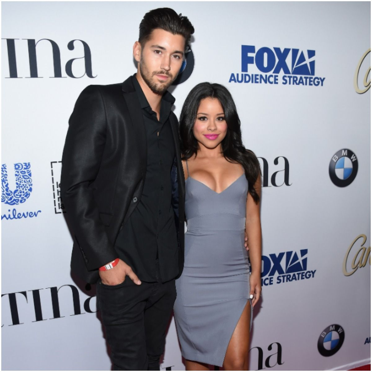 Jeff Wittek and his ex-girlfriend Cierra Ramirez