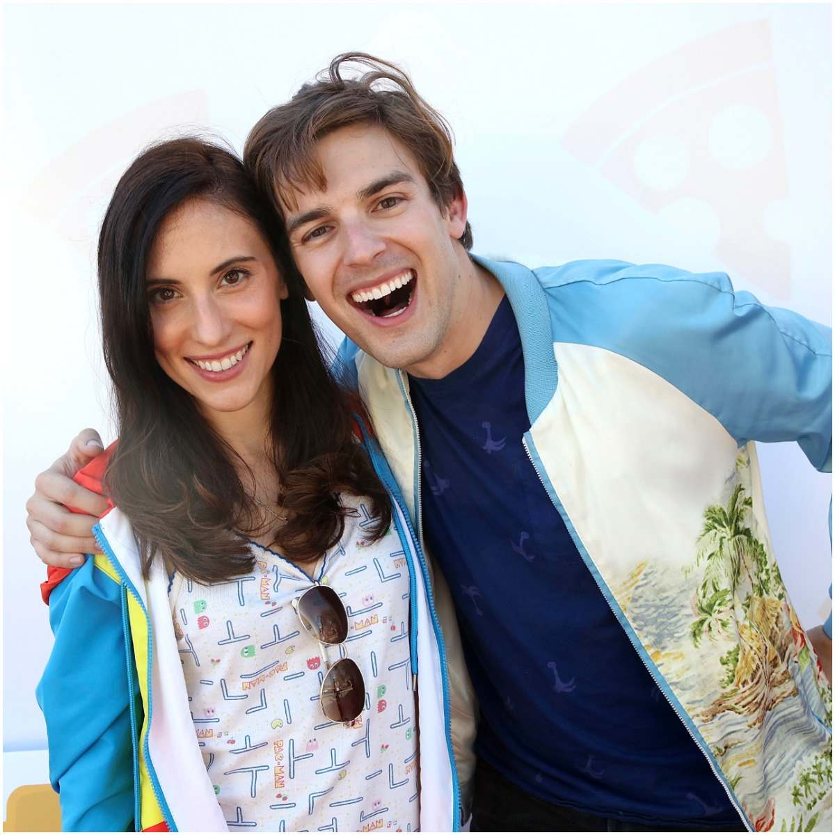 MatPat and his wife Stephanie Patrick