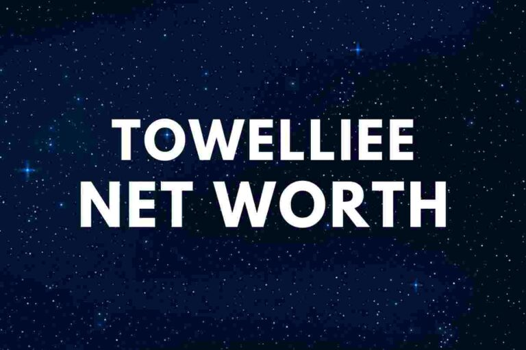 Towelliee - Net Worth, Wife (Lulaboo), WoW, Biography