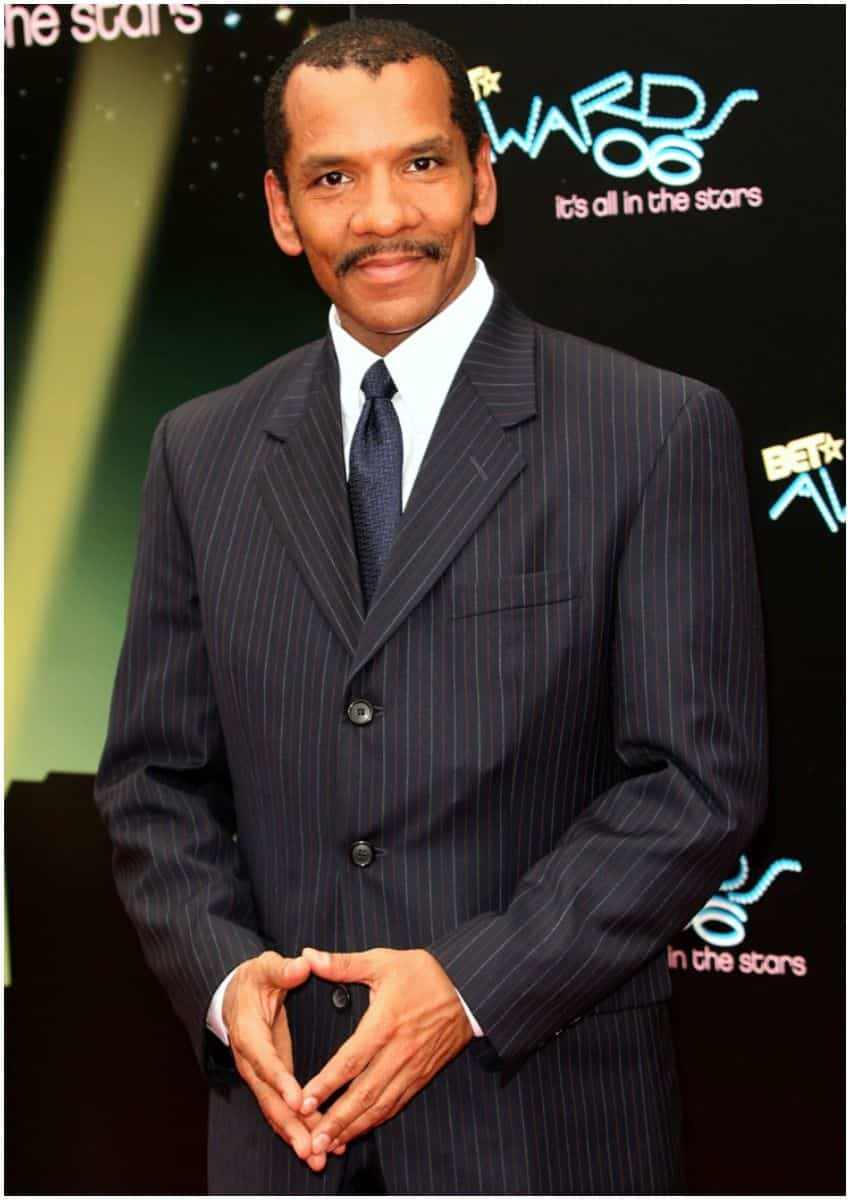 is ralph carter from good times gay