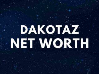 Dakotaz – Net Worth, Girlfriend, Real Name, Face Reveal, Biography
