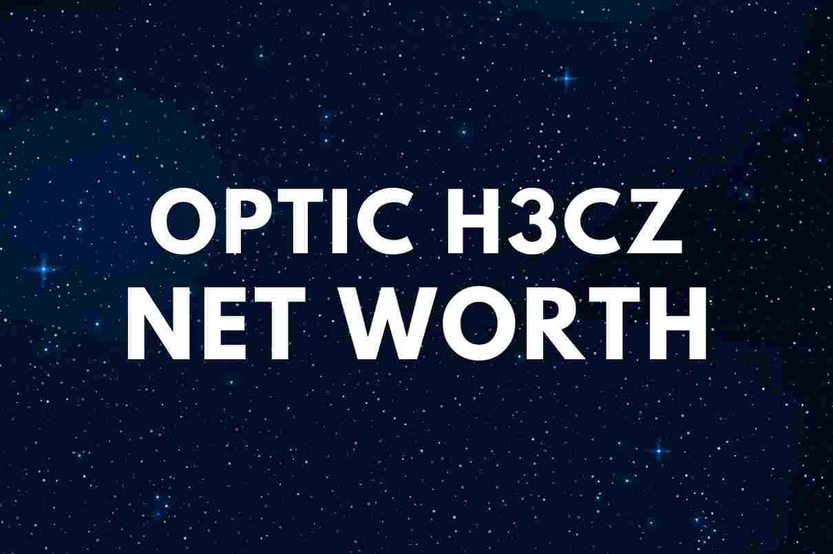 Optic H3cz - Net Worth, Wife (Jude), Biography