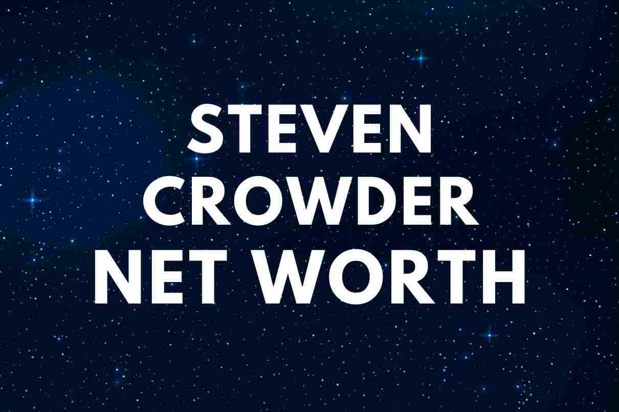 Steven Crowder Net Worth 2020 Wife (Hilary Korzon), Age, Biography