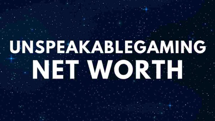 UnspeakableGaming – Net Worth, Ex-Girlfriend (Kayco), Age, Biography