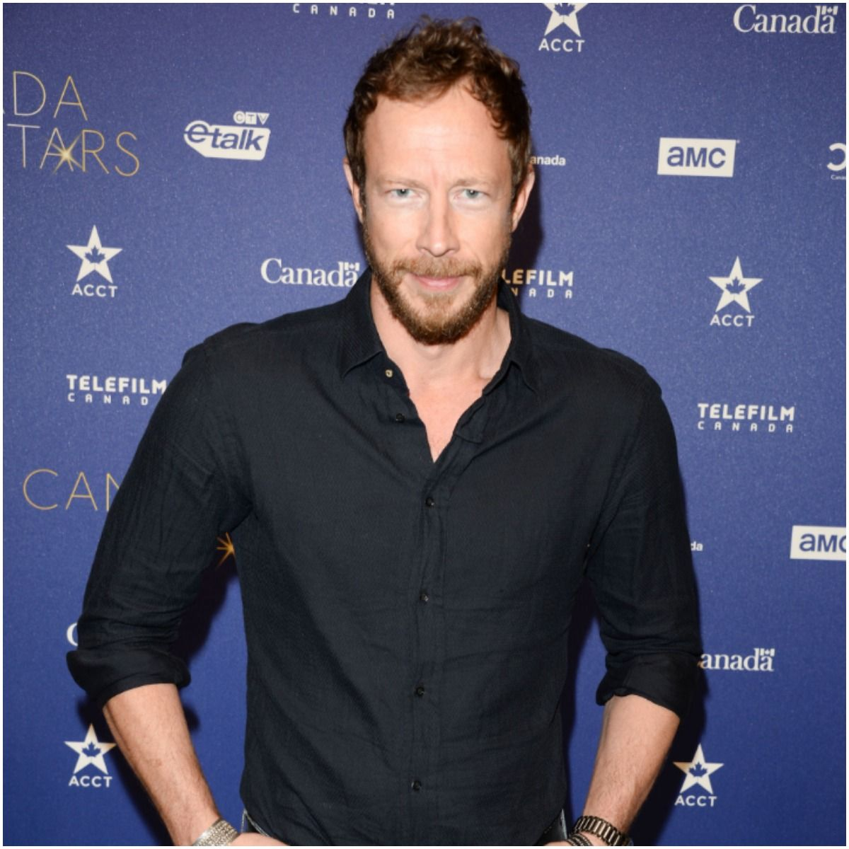 Kris Holden-Ried Wife