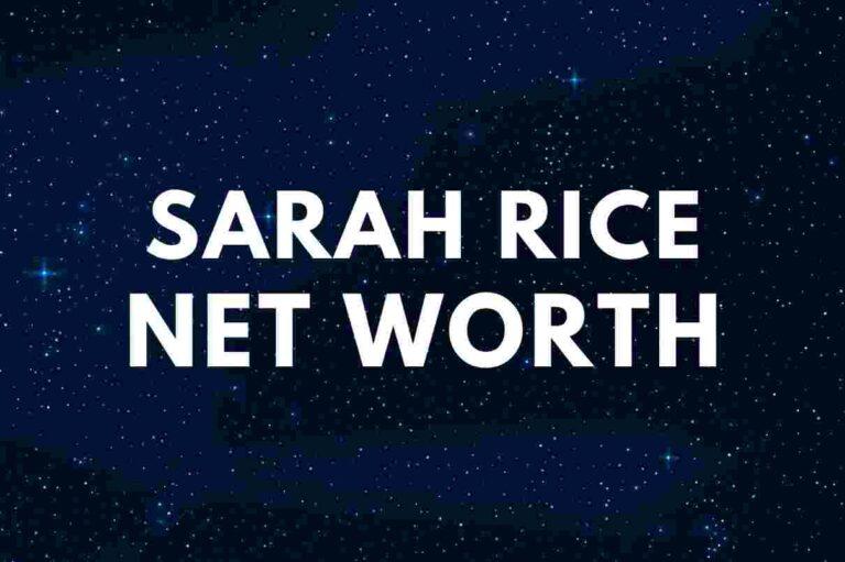 Sarah Rice - Net Worth, Boyfriend, The Challenge, Biography