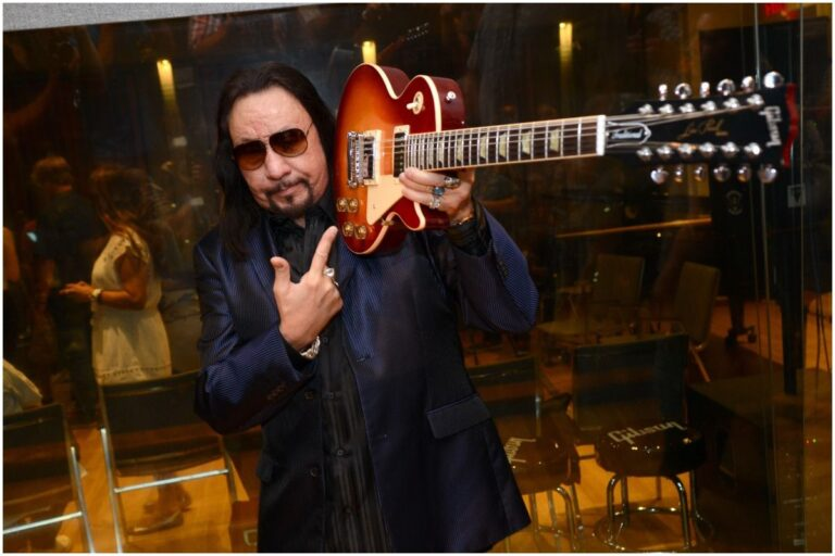Ace Frehley Net Worth 2021 Ex-Wife, KISS, Albums