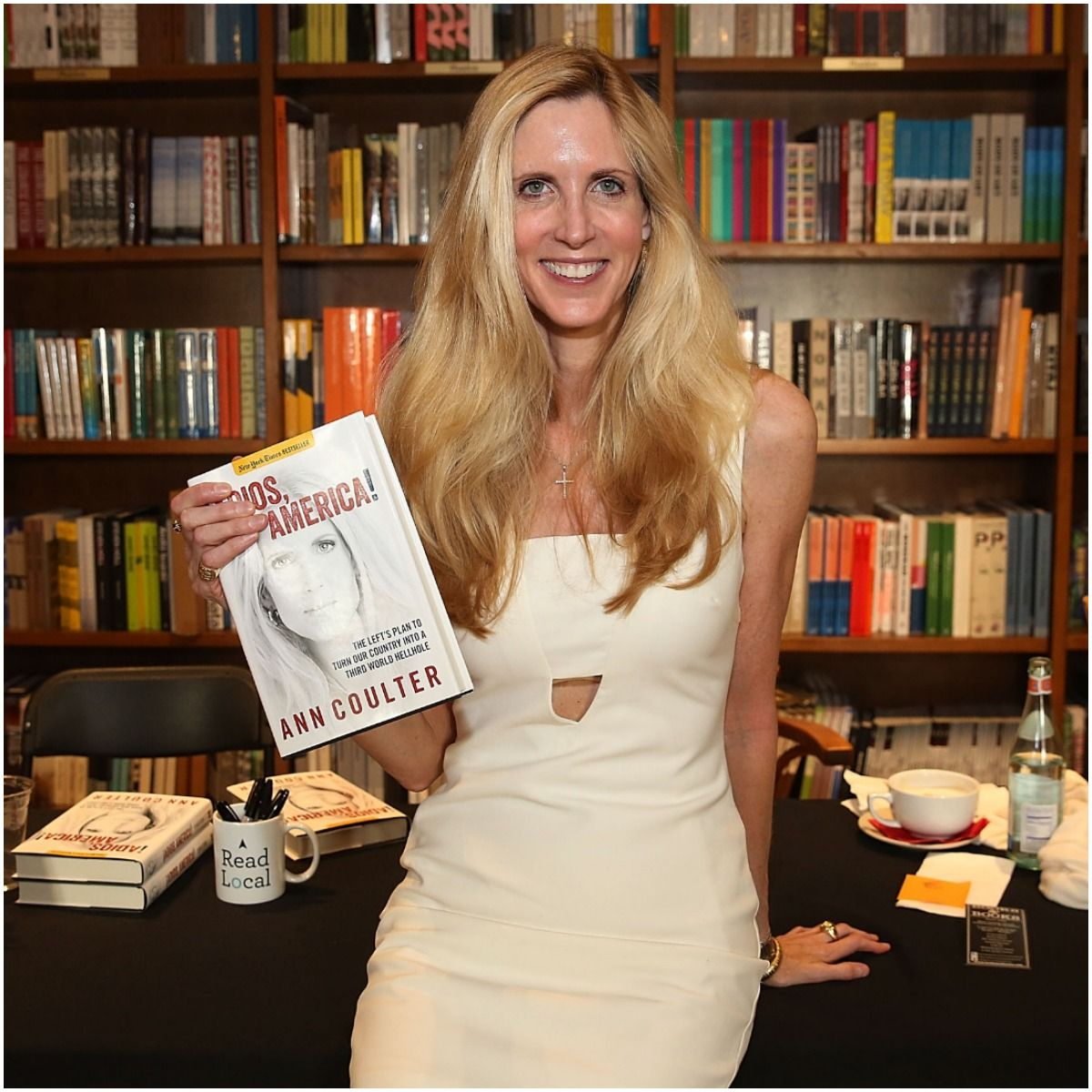 Ann Coulter Net Worth