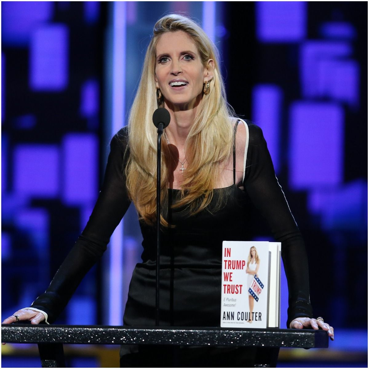 Ann Coulter husband