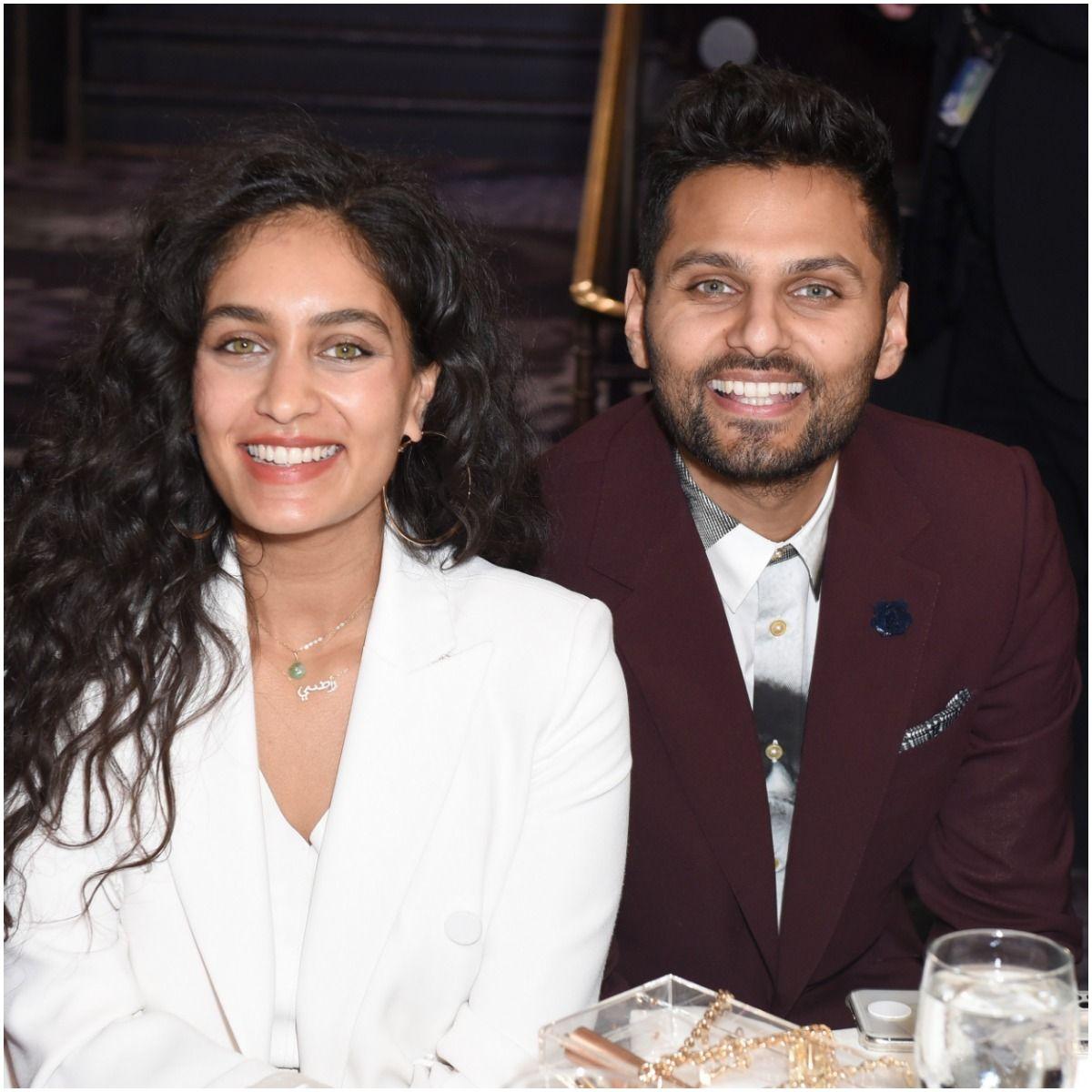 Jay Shetty and his wife Radhi Devlukia