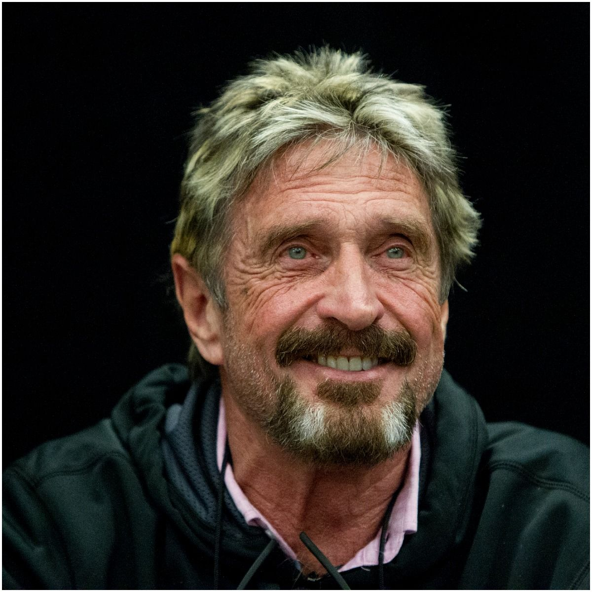 what is the net worth of John McAfee