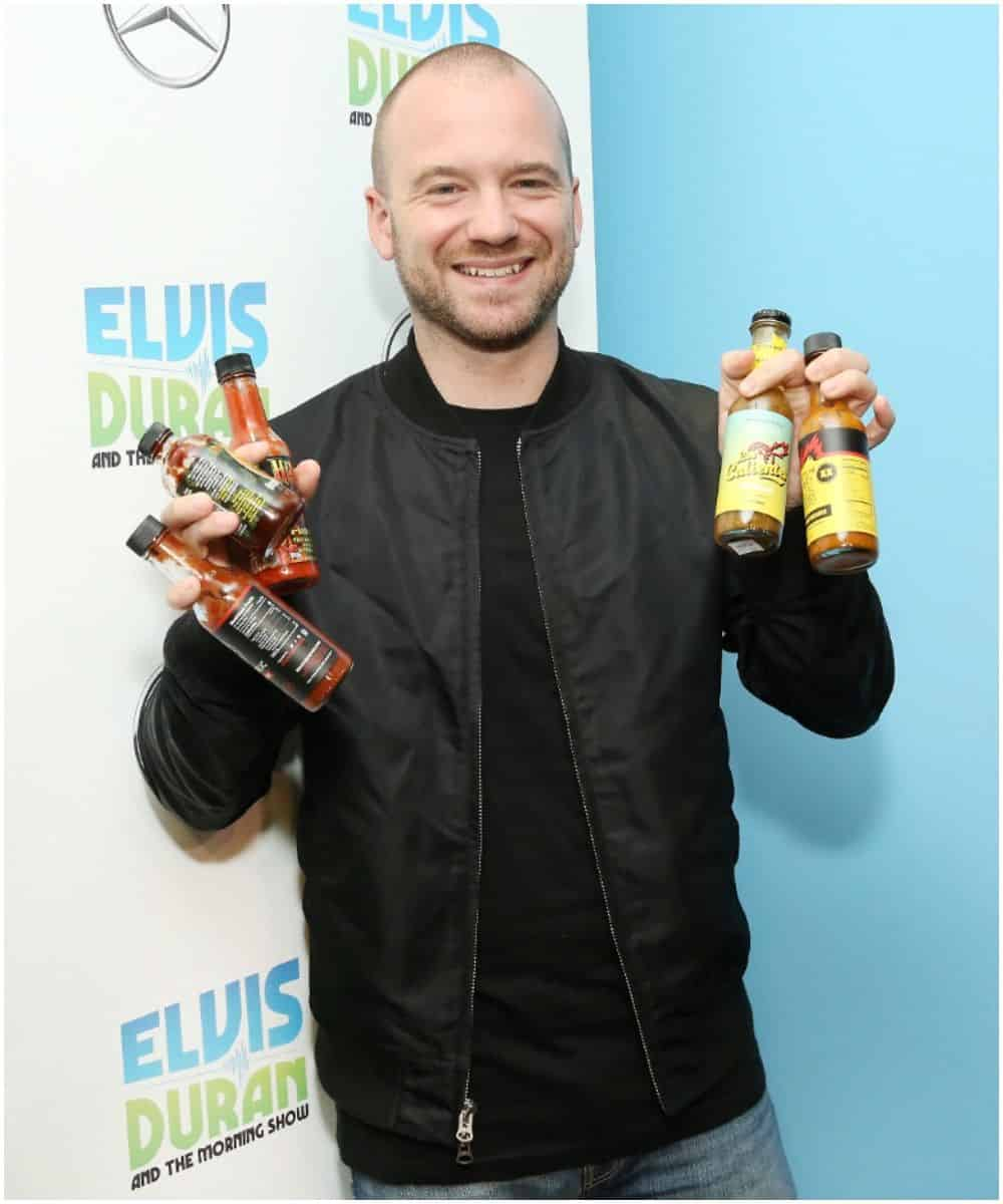 what is the net worth of Sean Evans