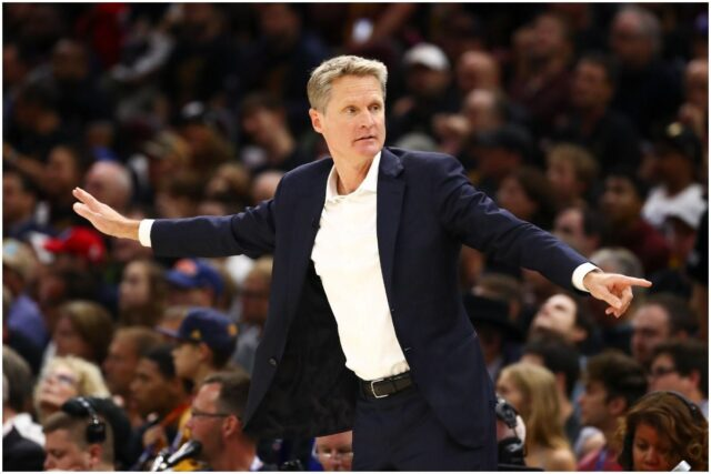 Steve Kerr - Net Worth, Salary, Wife (Margot Kerr), Biography