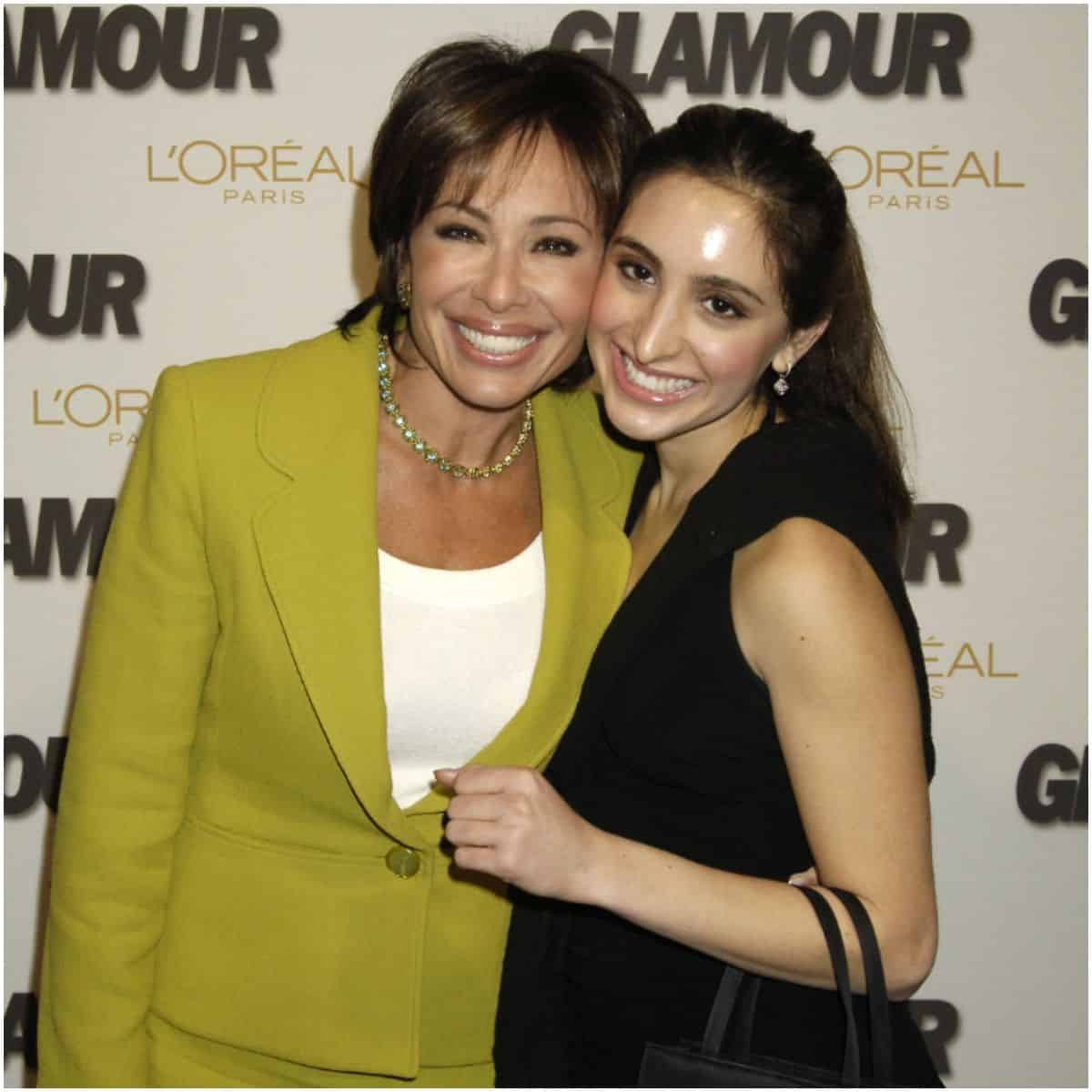 Jeanine Pirro and her daughter Cristine Pirro