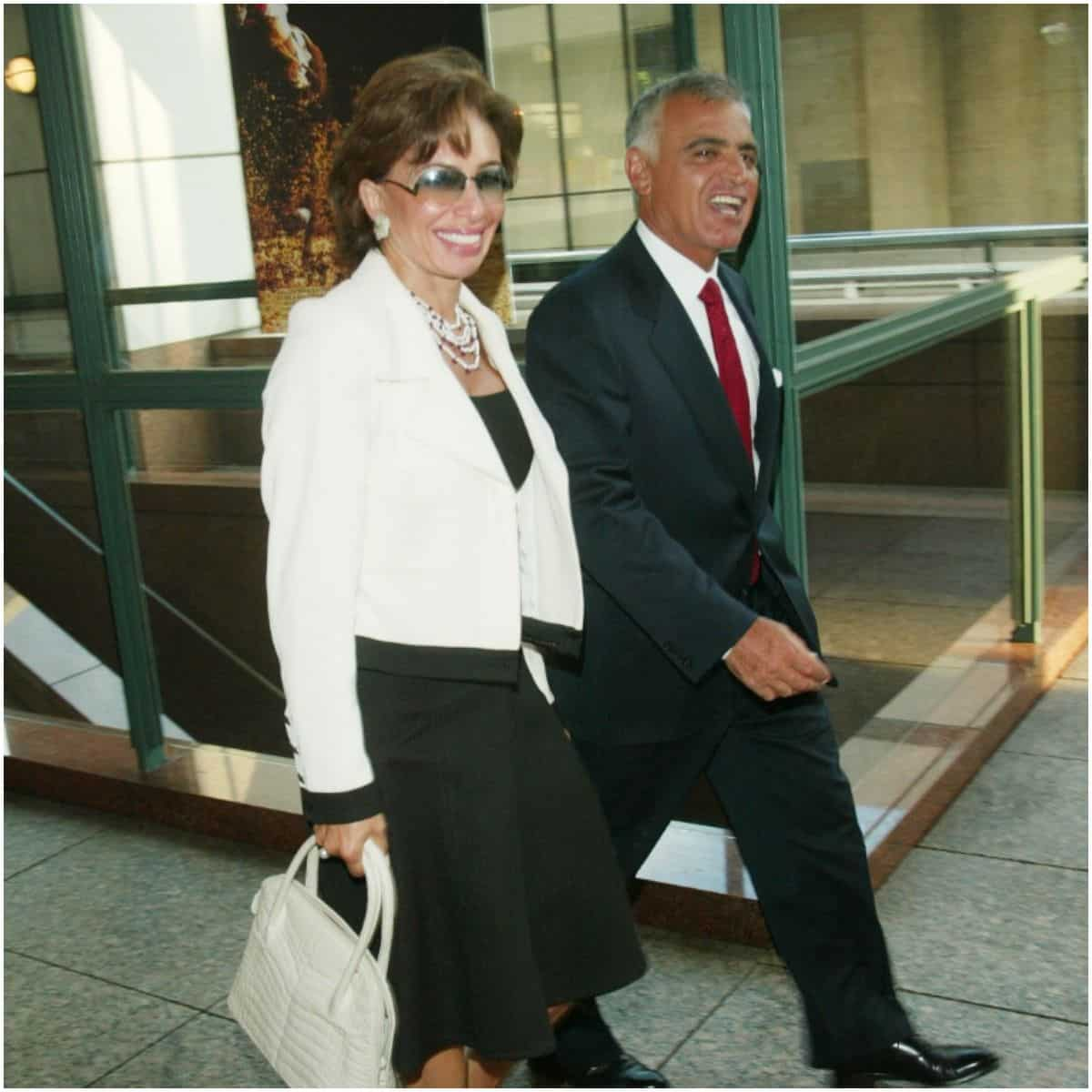 Jeanine Pirro and huband Albert Pirro