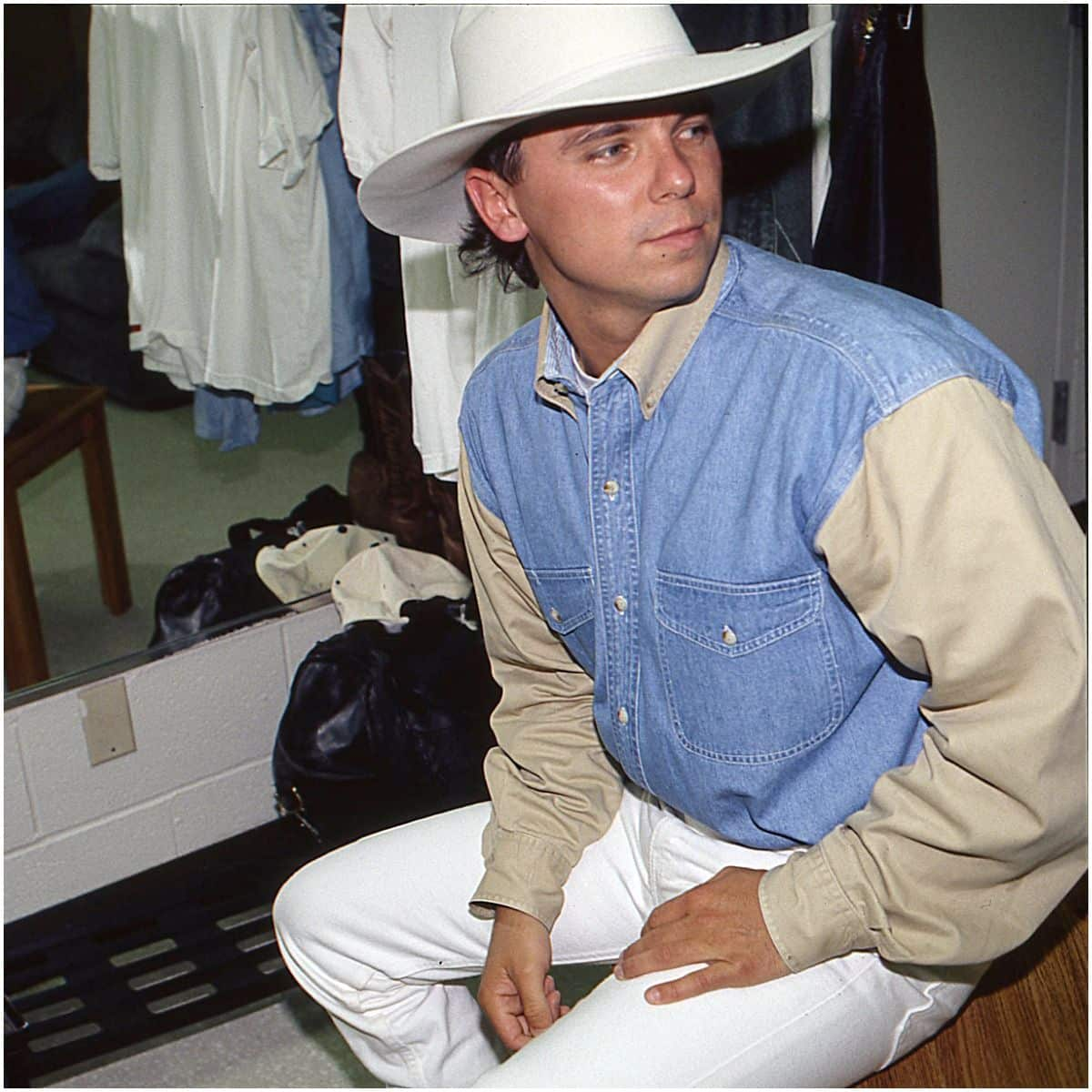 Kenny Chesney young