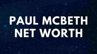 Paul McBeth - Net Worth, Wife (Hannah), Biography